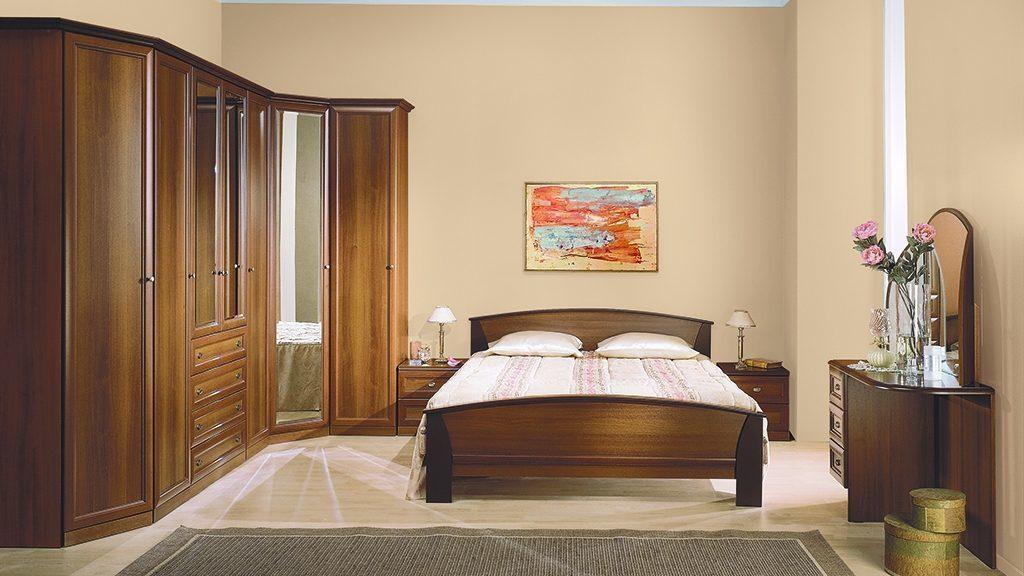 Спальня соната (композиция 3) купить в интернет-магазине в м.