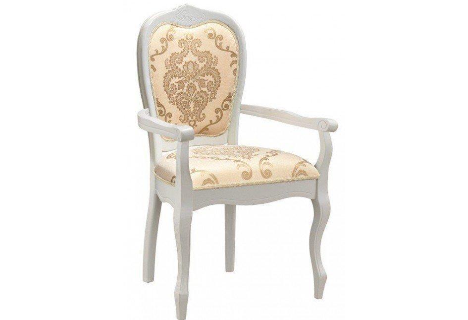 стул кресло белое купить